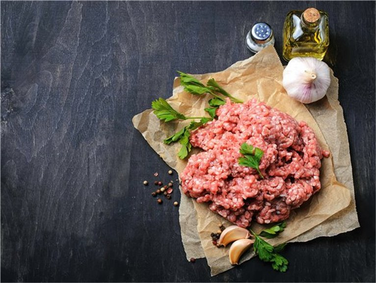 Carne Picada Mixta, 500 gr
