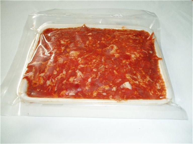 Picadillo de cerdo adobado, 500 gr