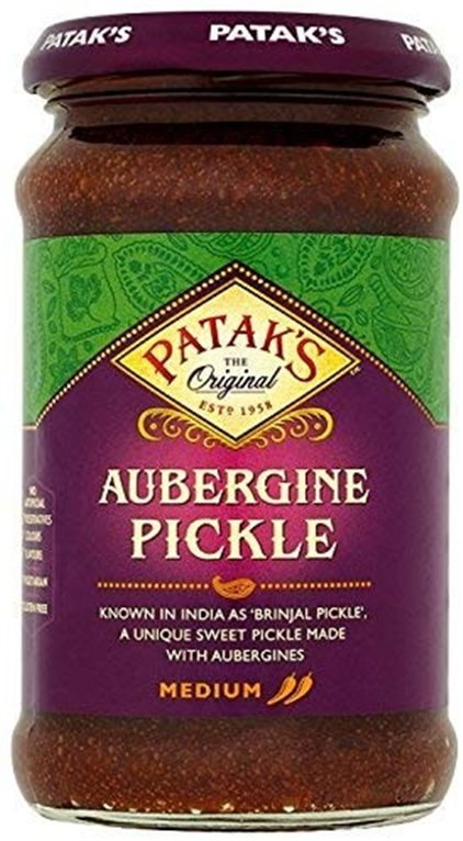 Pickle de Berenjena 283g