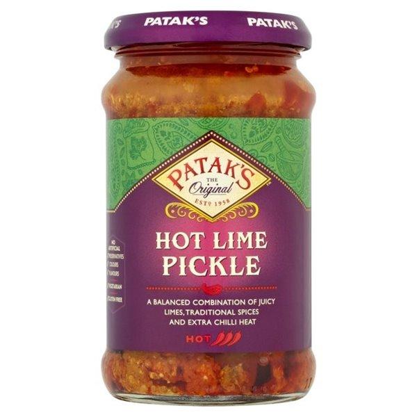 Pickle de Lima Picante 283g