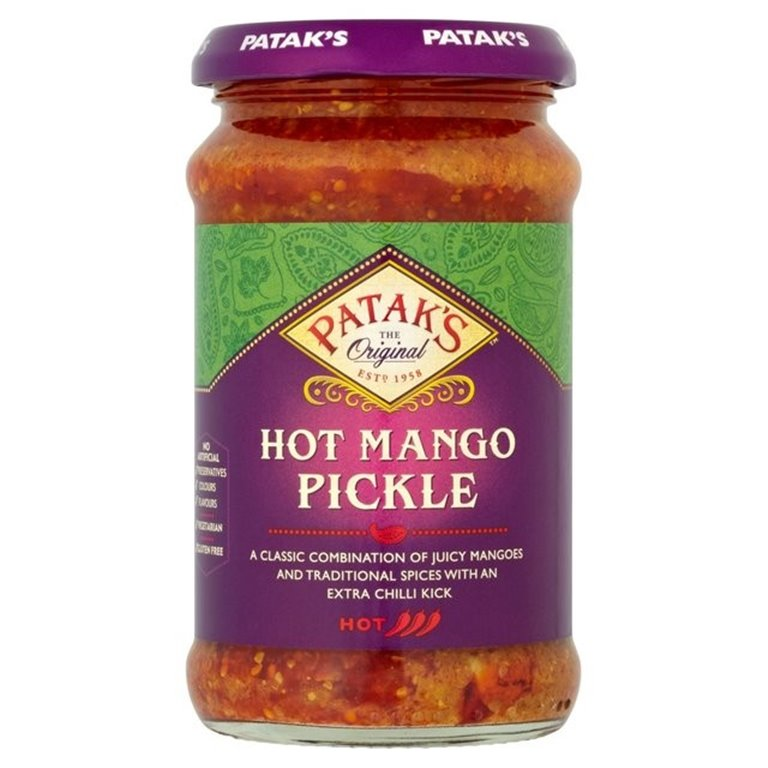 Pickle de Mango Picante 300g