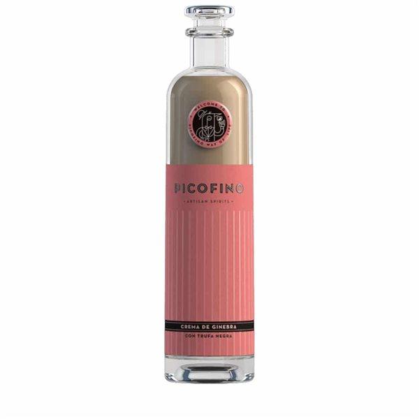 Picofino Crema de Ginebra con Trufa Negra 70cl 17%vol