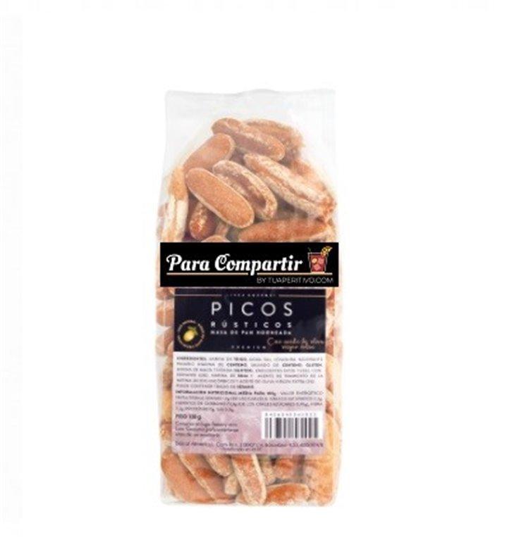 Picos Rústicos Premium 150 gr. To Share