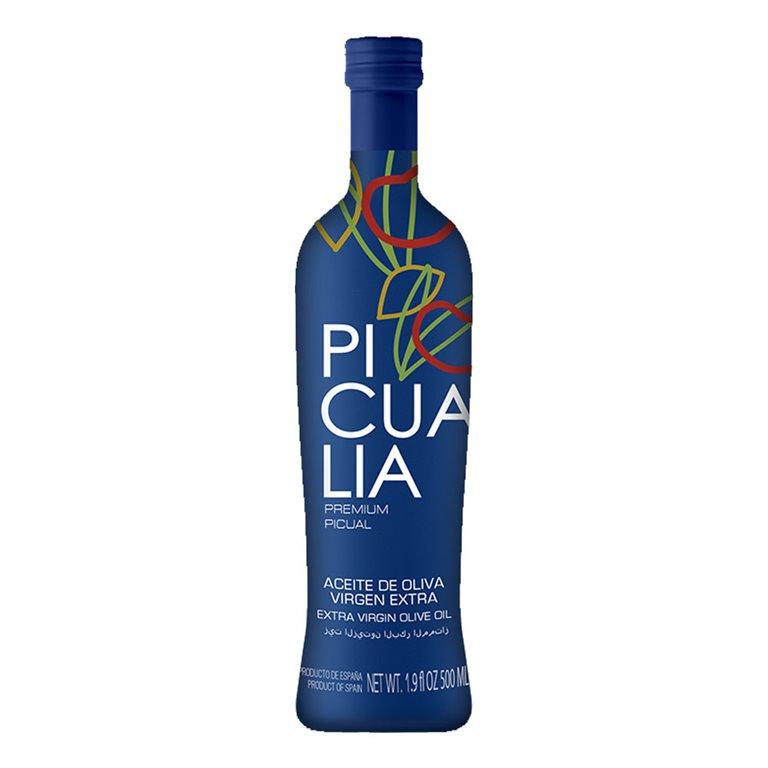 Picualia - Premium - Picual - Botella 500 ml