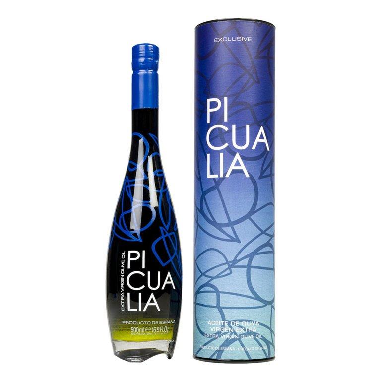 Picualia - Reserva - Picual - Estuche Botella 500 ml