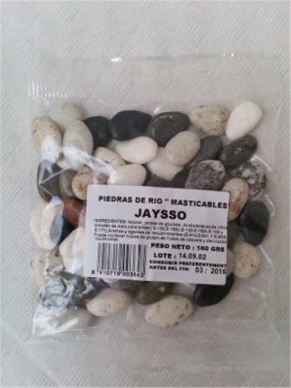 Piedras de río Jaysso bolsa 100gr