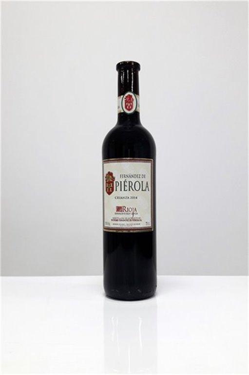 PIEROLA - Tinto Crianza 2014, 0,75 l