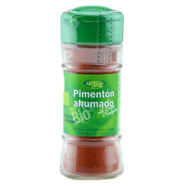 Pimentón Ahumado Bio 35g