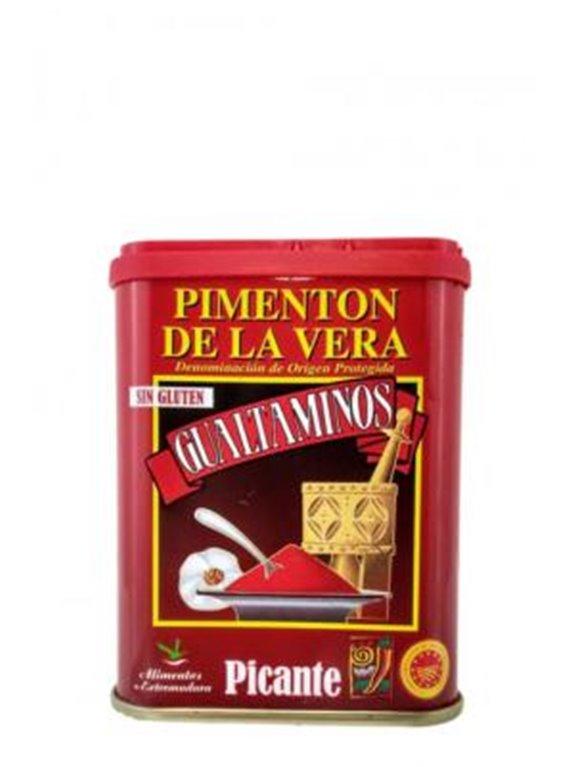 Pimentón de la Vera picante Gualtaminos, 1 ud