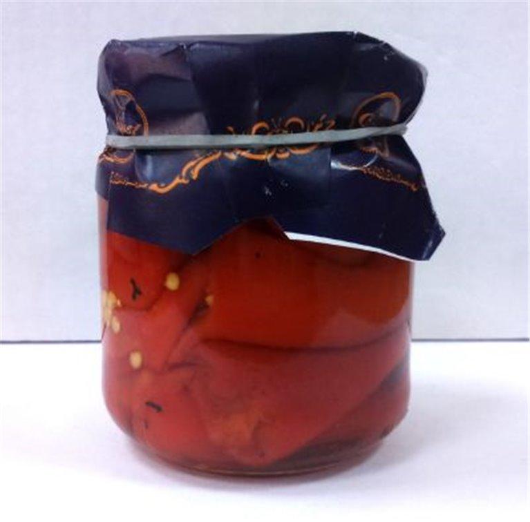 Pimienos del piquillo enteros Coquet, 1 ud