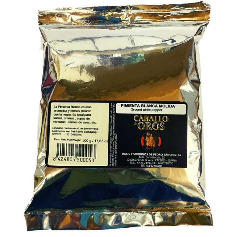 Pimienta blanca - (500g /1 Kg)