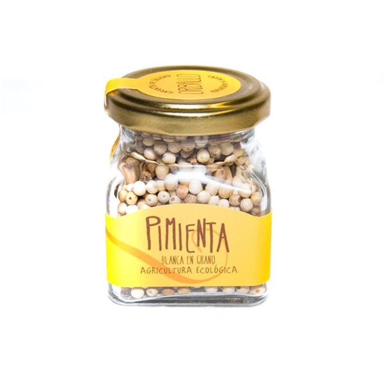 Pimienta Blanca en Grano, 1 ud