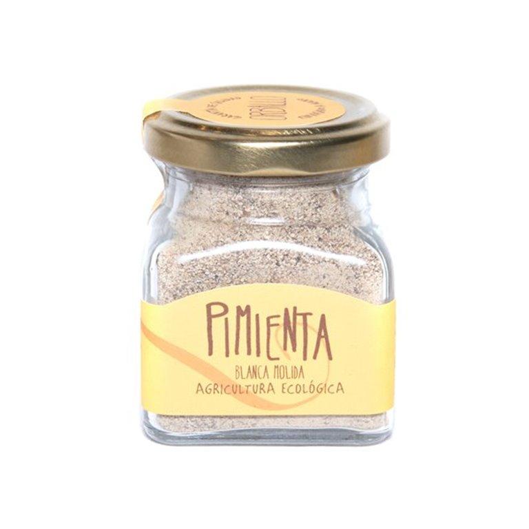 Pimienta blanca molida, 1 ud