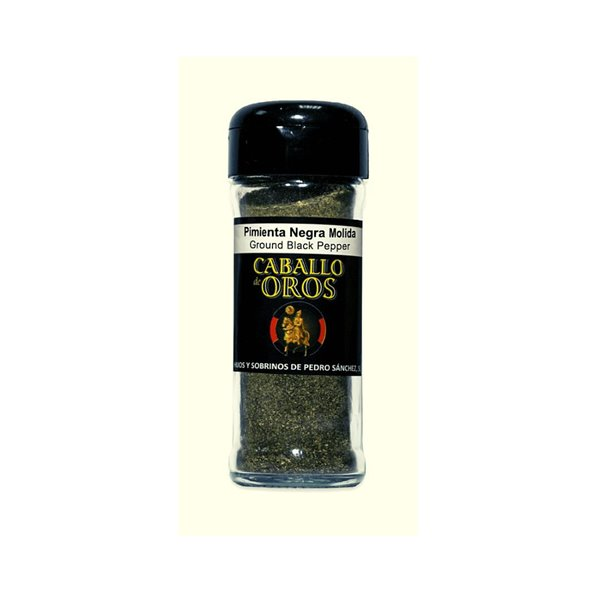 Pimienta Negra (envase 48g).