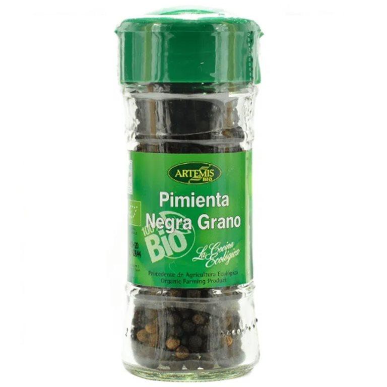 Pimienta Negra Grano Bio 40g