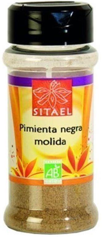 Pimienta Negra Molida, 1 ud