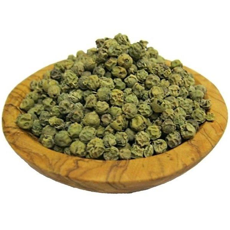 """Pimienta Verde deshidratada, 45 gramos """"envasado al vacío"""", 1 ud"""
