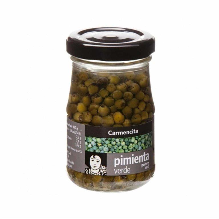 Green Peppercorns in Brine - Carmencita - 100g