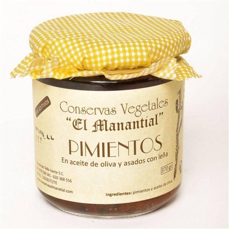 Pimiento asado El Manantial, 1 ud