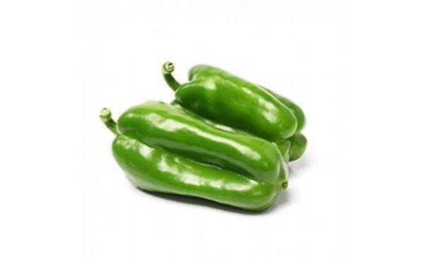 Pimiento lamuyo verde