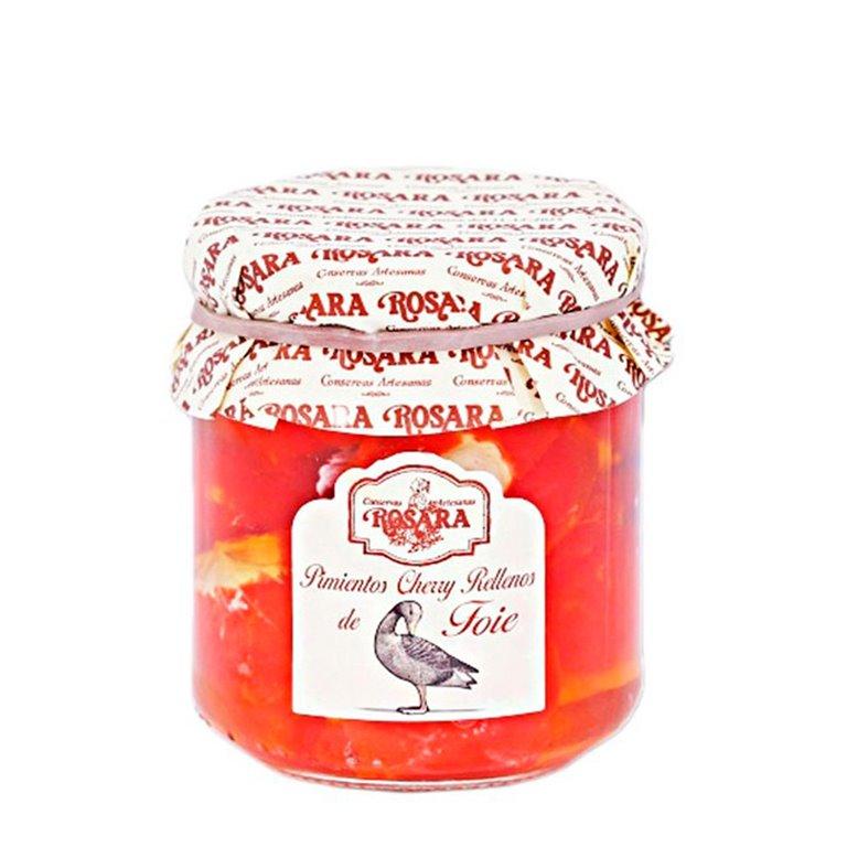 Pimientos Cherry Rellenos de Foie, 1 ud