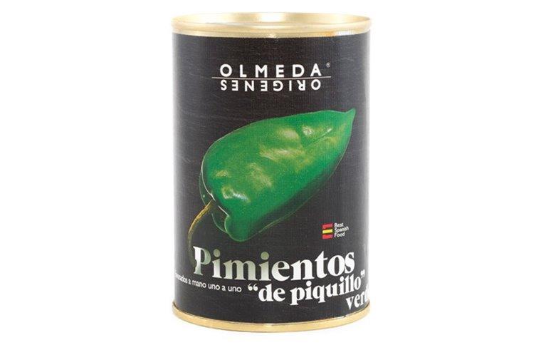 Pimientos de Piquillo Verde de Navarra
