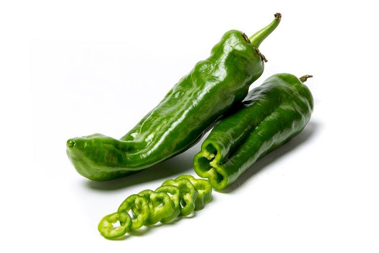 Italian green peppers