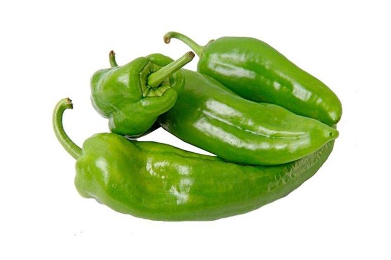 Pimientos verdes italianos