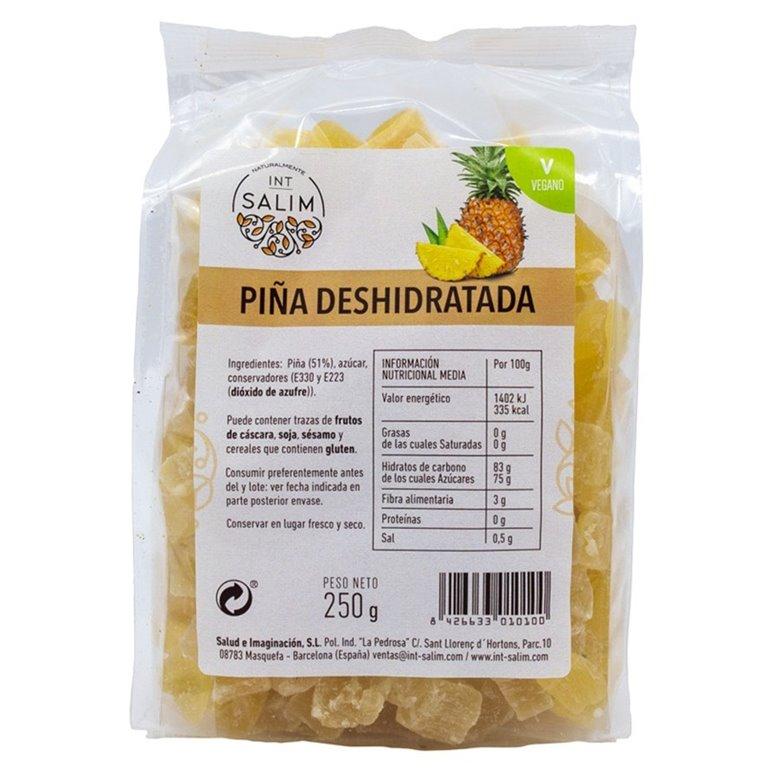Piña Deshidratada 250g