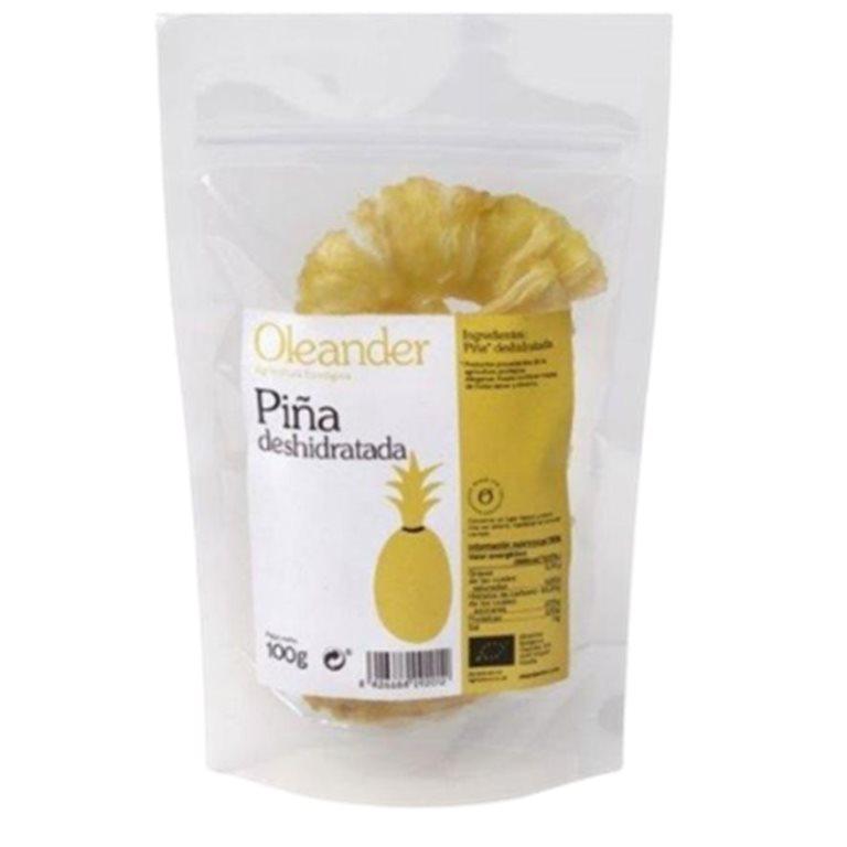 Piña Deshidratada en Rodajas Bio 125g