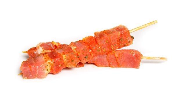 Pincho moruno de cerdo (500 gr aprox)