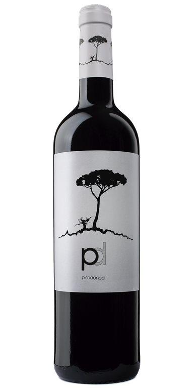 Pine Doncel Black 75 cl.