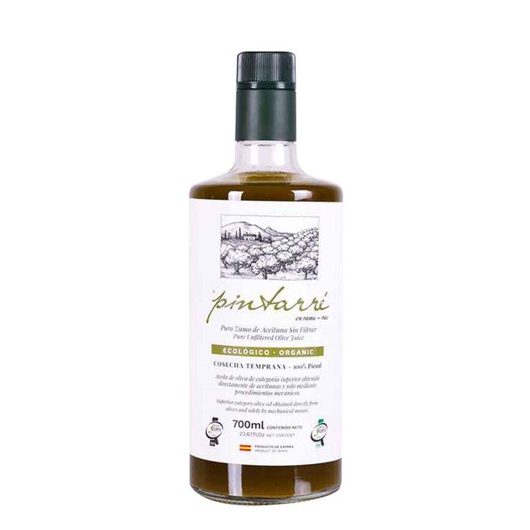 Pintarré - Ecológico - En Rama - Picual - Sin Filtrar - Botella 700 ml