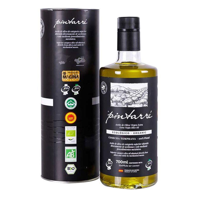 Pintarré - Ecológico - Envero - Picual - 6 Estuches Botella 700 ml