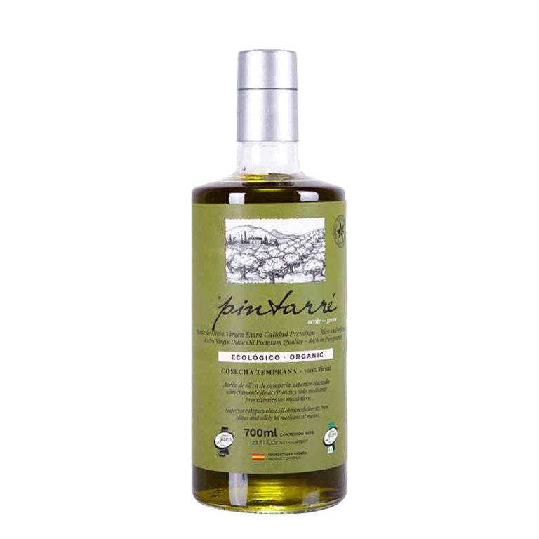 Pintarré - Ecológico - Verde - Picual - 6 Botellas 700 ml