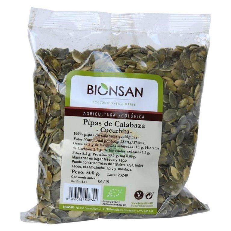 Organic pumpkin seeds -500gr