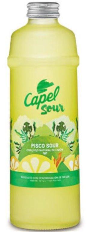 Pisco Capel Sour