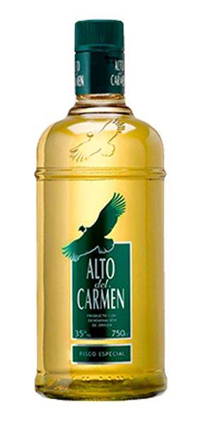 Pisco Chileno 35º Especial Alto del Carmen