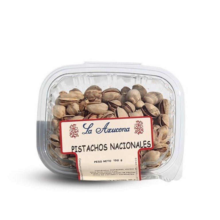 Pistachos tostados Españoles La Azucena