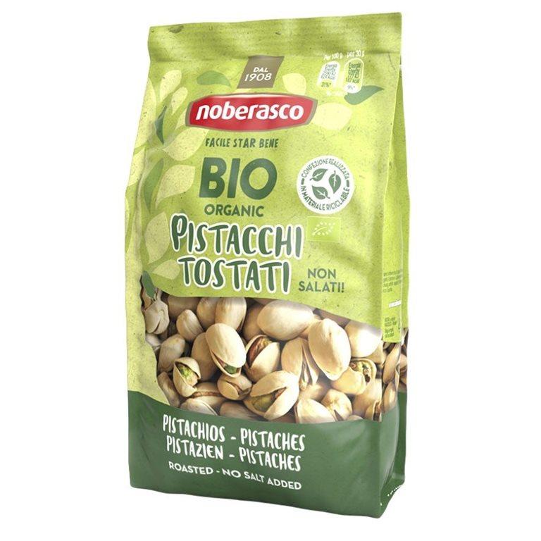 Pistachos Tostados sin Sal Bio 150g