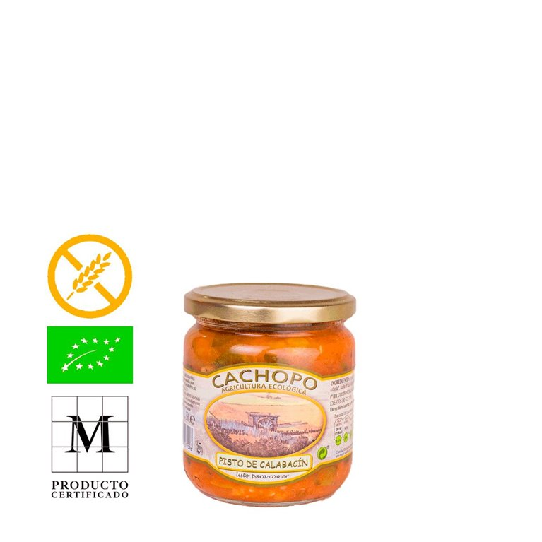 Ratatouille of Zucchini, Package 330g