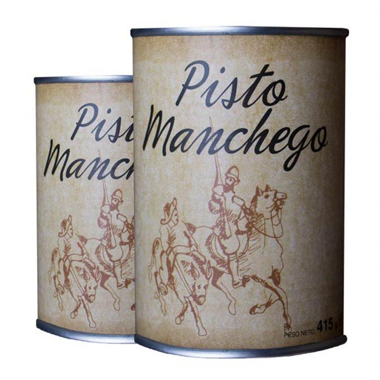 Pisto Manchego 415gr