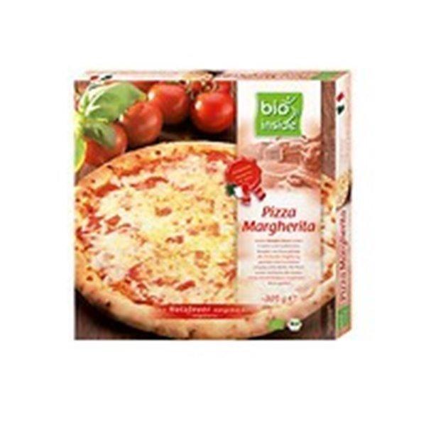 Pizza margarita congelada