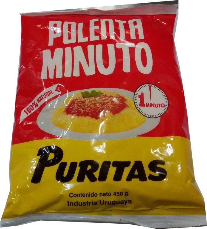 POLENTA MINUTE 450GR