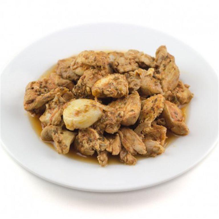 Pollo Confitado al Ajo, 1 ud