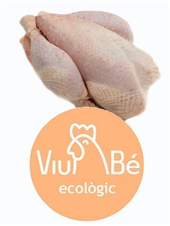 Pollo Ecológico Entero o medio