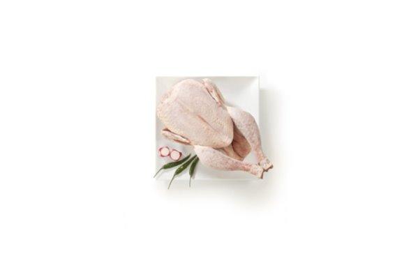 Pollo Entero Limpio
