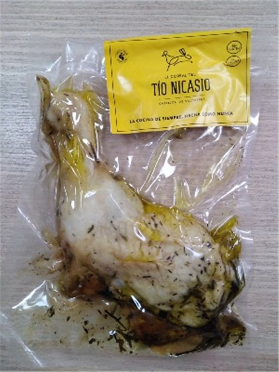 Pollo escabechado El Corral del Tío Nicasio, 1 ud