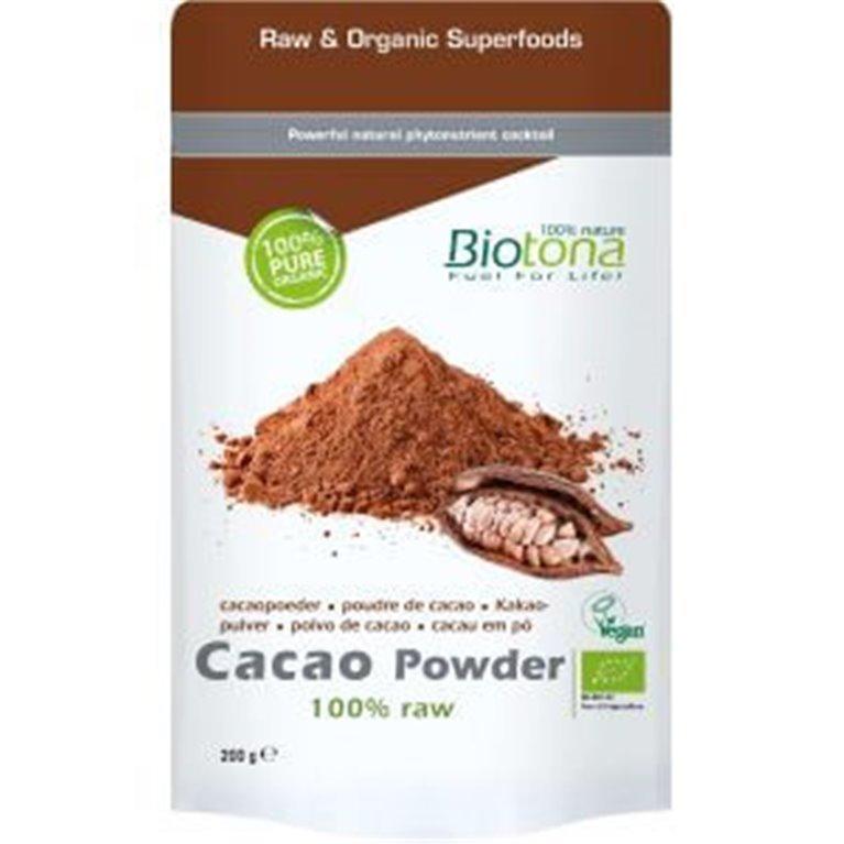 Polvo de cacao Bio, 200 gr
