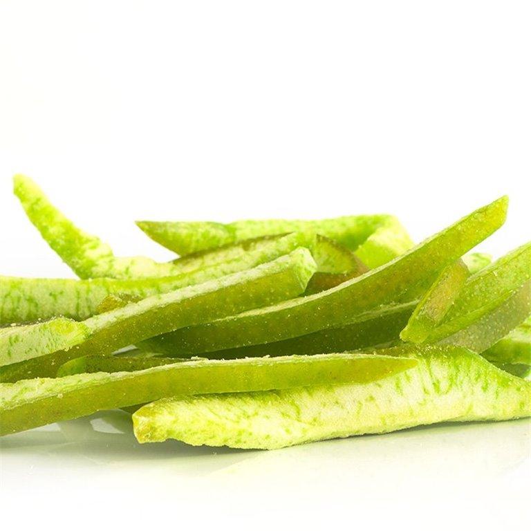 Pomelo verde deshidratado en tiras 250gr